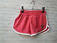 Дитячі шорти трикотажні для дівчинки FF 3-7 років, колір уточнюйте при замовленні, фото 1