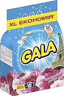 /Порошок стиральный авт GALA  4кг 3в 1 Французский аромат