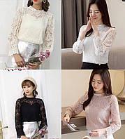 Жіноча блуза, M,L рр,  № 928-1