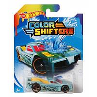Машинка Hot Wheels Зміни колір Color Shifters