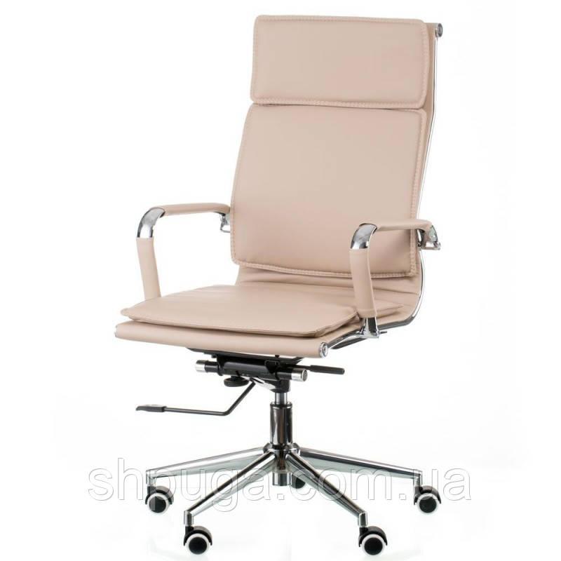 Кресло Solano 4 artleather beige Е 5852