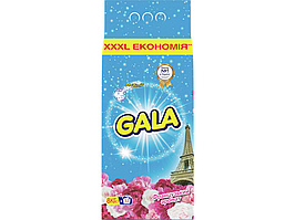 /Порошок стиральный авт GALA  8кг 3в 1 Морская свежесть