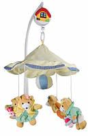 Плюшевый мобиль на кроватку Медвежата-девочки Canpol Babies (2/375)