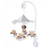Плюшевый мобиль на кроватку Медвежата Canpol Babies (2/374)
