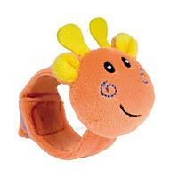 Погремушка на руку «Друзья из джунглей» Canpol Babies (68/005)