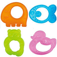 Прорезыватель для зубов (слон, медвежонок, утка, рыбка) Canpol Babies (13/109)