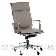 Кресло Solano 4 artleather grey E5845