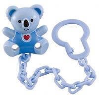Держатель для пустышки «Медвежонок с сердцем» Canpol Babies (10/874)
