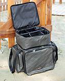 Карповая сумка Fisher, фото 9