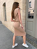 Сукня з плічками 46-459, фото 9