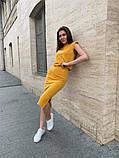 Сукня з плічками 46-459, фото 6