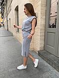 Сукня з плічками 46-459, фото 10