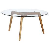 Столик стеклянный кофейный Glass G6 akh