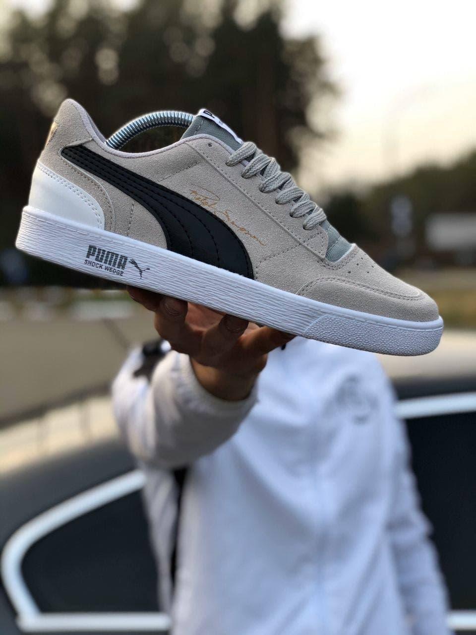 Мужские кроссовки Puma Ralph Sampsone Grey