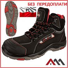 Обувь рабочая  BТNRED антипрокол  Польша