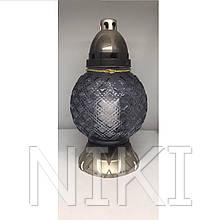 Лампадка склянна 55 год. (32 см.) 4шт/ящ (325АР)