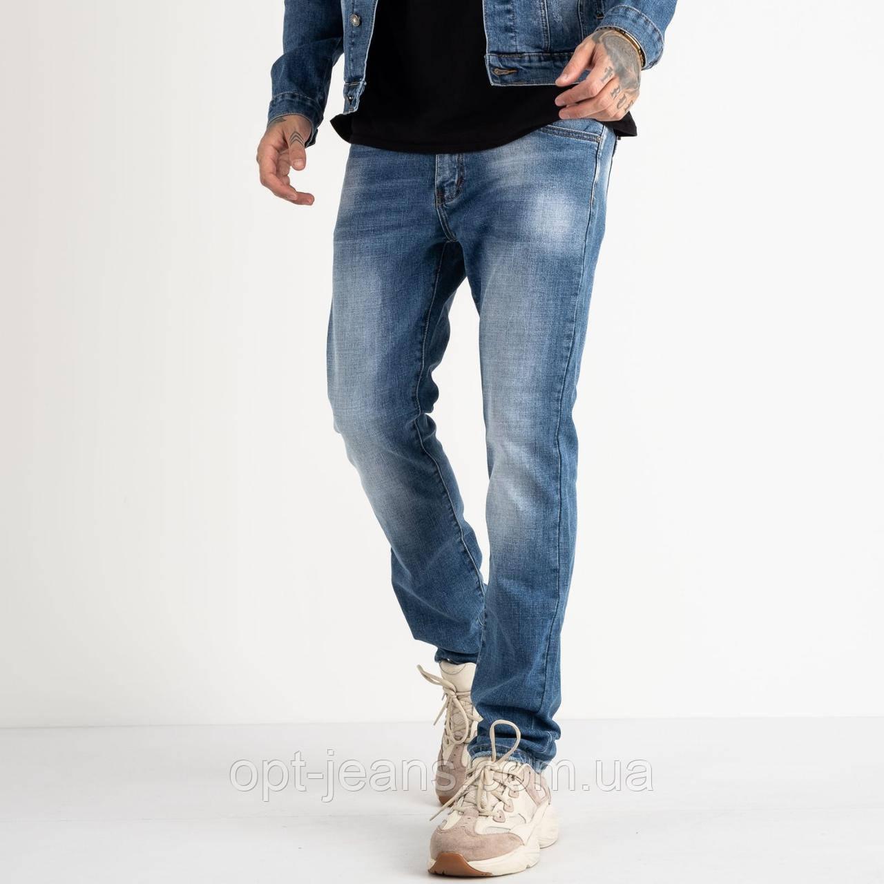2079 Fang джинсы синие стрейчевые (8 ед. размеры: 30.31.32.33.34.35.36.38)