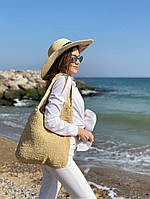 Женская стильная пляжная сумка, фото 1