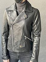 Кожаная куртка косуха, фото 1