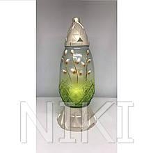 Лампадка склянна 45 год. (30 см.) 6шт/ящ (554ВТ)