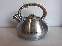 Чайник со свистком Peterhof PH-15620 3 л., фото 1