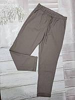 """Штани жіночі модні, однотонні батал розміри 50-56 (4кол) """"FIALKA"""" купити недорого від прямого постачальника"""