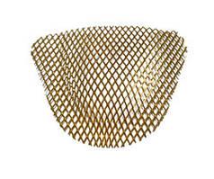 Решетка укрепляющая позолоч. для верхней челюсти
