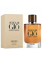 Giorgio Armani Acqua Di Gio Pour Homme Absolu Туалетная вода 100 ml Духи Джорджио Армани Аква Ди Джио 100 мл