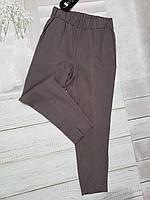 """Штани жіночі модні, однотонні розміри 48-56 (5кол) """"FIALKA"""" купити недорого від прямого постачальника"""