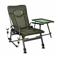 Кресло карповое складное Carp Elektrostatyk F5R ST\P с обвесом 01426