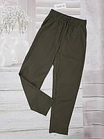 """Штани жіночі модні, однотонні розміри 42-48 (3ол) """"FIALKA"""" купити недорого від прямого постачальника"""