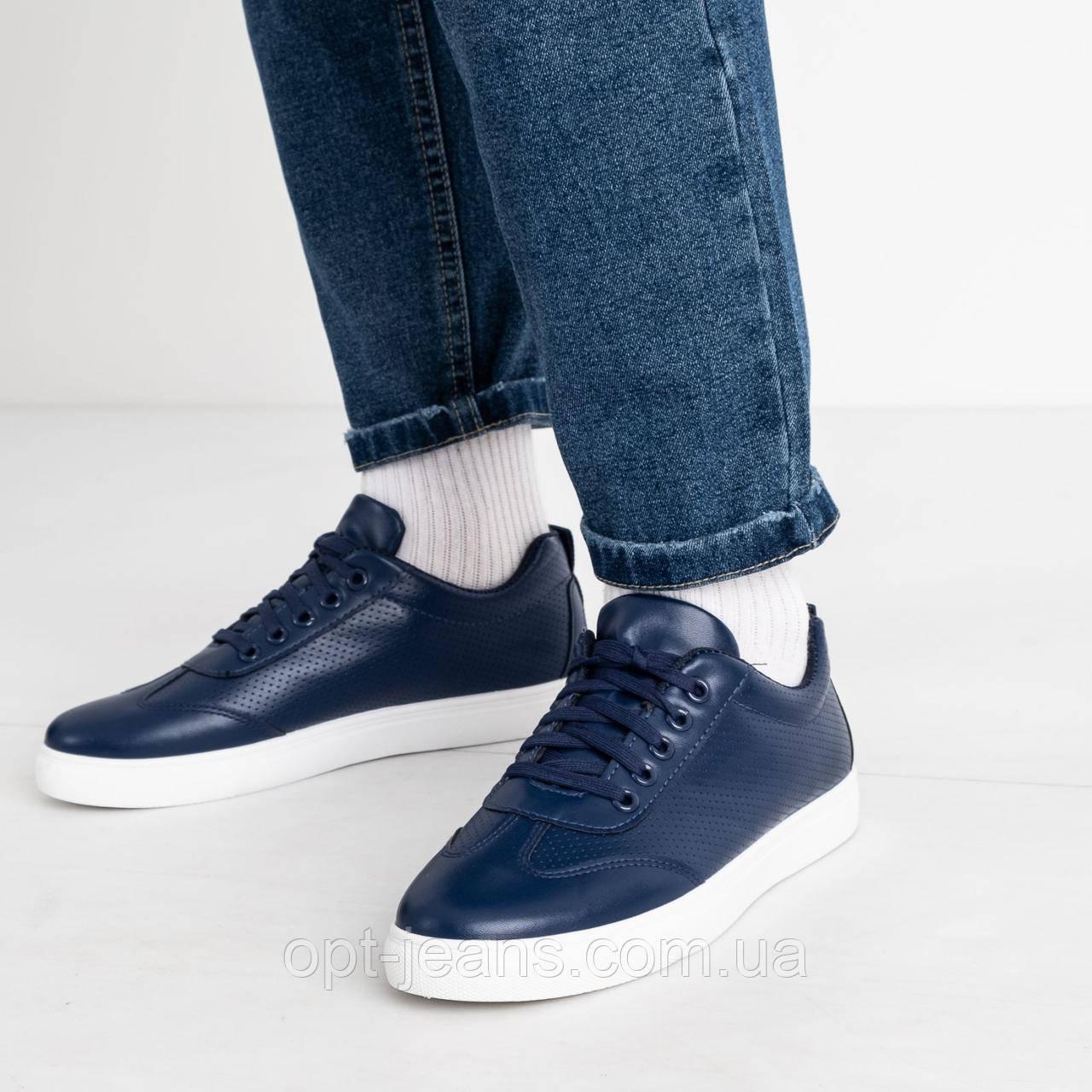 271020-4 сині кросівки чоловічі (10 од. розміри: 39.40.40.41.41.42.42.43.43.44)