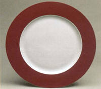 Блюдо фарфоровое 32 см Oliva