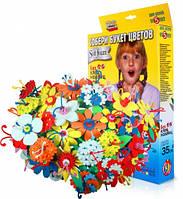Букет цветов - 9 цветов (коробка) (380)