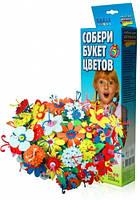 Букет цветов - 5 цветов (коробка) (381)