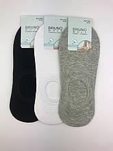 Шкарпетки-сліди чоловічі. BRUNO #MLR-4204, р. 40-45