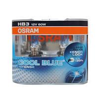 Автолампа HB3  галогеновая 60W Osram 9005 Cool Blue Intense 2 шт.