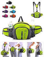 """Многофункциональная """"грузовая"""" поясная / наплечная сумка-рюкзак TANLUHU 322 4 л."""