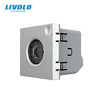 Механізм датчик звуку ZigBee Livolo VL-FCJZ-2IP
