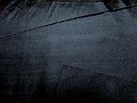 Плащевка Мэмори на интерлоке (т. синий) (арт. 02201) отрезы 1,26 + 2,18 + 0,55 м