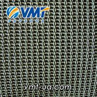Сетка конвейерная (тросиковая) 3,3х1,6мм ТУ 14-4-460-88