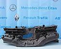 Решітка радіатора внутрішня 620365283r для Рено Кенго (електро) Z. E. Renault Kangoo 2011-2021 р. в., фото 5