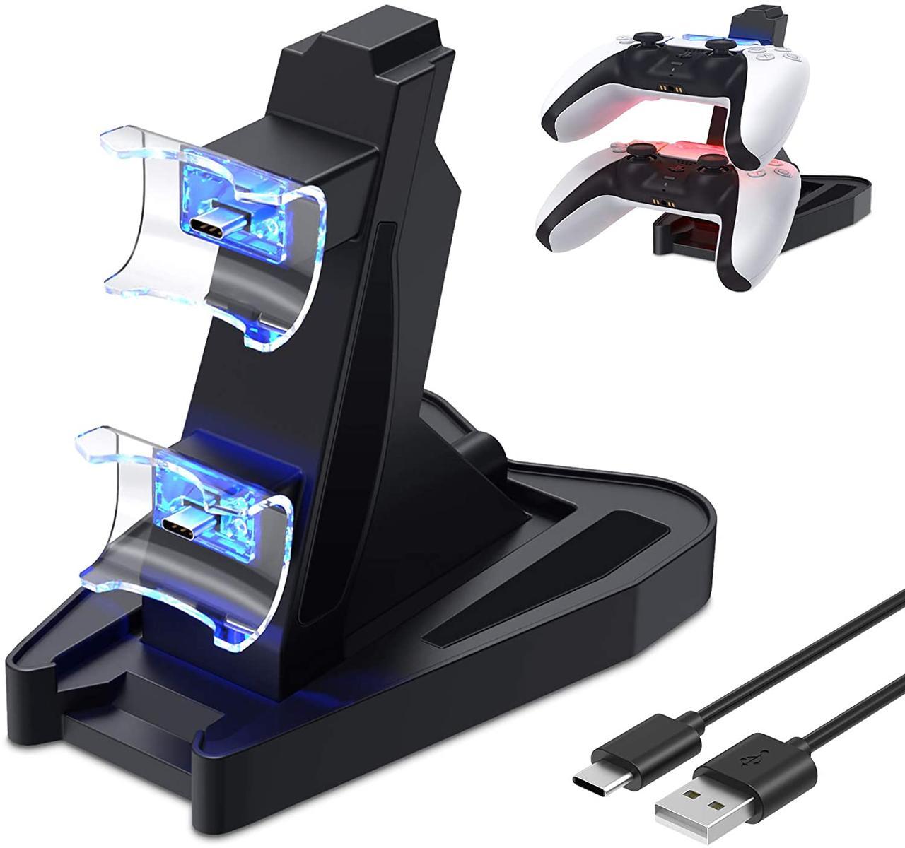 Подставка-зарядка для джостиков PS4. Зарядка для джойстиков Playstation 4.