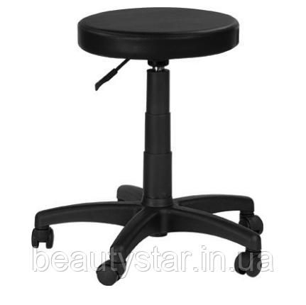 Стул для мастера с регулировкой высоты стулья мастера педикюра косметолога стул без спинки VM3001