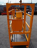 Строительная люлька ЗЛП 630 электрическая фасадная, фото 7