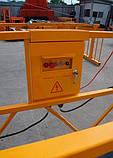 Строительная люлька ЗЛП 630 электрическая фасадная, фото 8