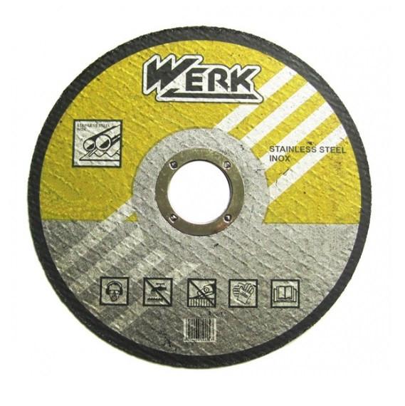 Круг відрізний по металу Werk (300*3,0*32мм)