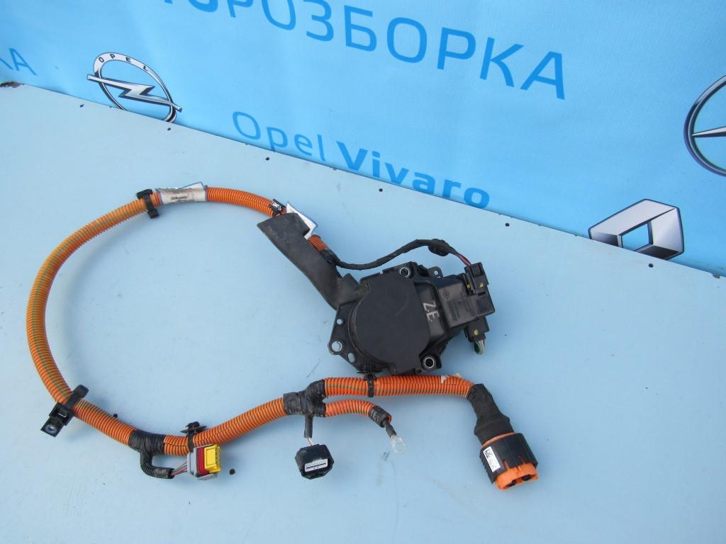 Зарядный провод 296954590r (МОТОРЧИК МЕХАНИЗМ) для Рено Кенго (электро) Z. E. Renault Kangoo 2011-2021 г. в.