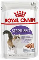 Royal Canin Паштет Royal Canin STERILIZED LOAF, 0,085кг