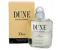 """Мужская туалетная вода-tester""""Christian Dior Dune"""" обьем 100 мл"""